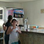 Bar y snacks Piso 18