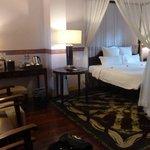 Alexandra Box - Chambre Villa Maly - Laos