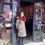 Lisa has a network such as this tea house where Lisa and the owner cooked us a multi-course lunc