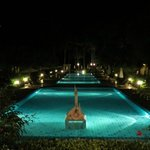 The Pools at Night