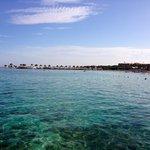 Vista del mar magnífica