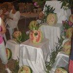 Турецка вечеринка на пляже