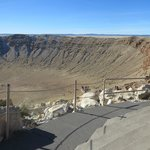 Over 550 feet Deep & a Mile Across