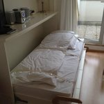 Pretty comfort bed