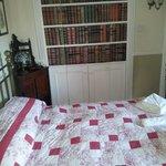 Room 3 with bookcase door