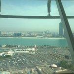 Vista Panorâmica de Abu Dhabi