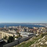 vue sur le vieux port