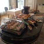 Brunch dominical - desserts