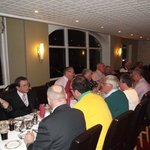 Our re-union meal 2014