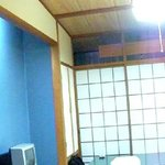 伊賀屋、純和室。 コテコテの和風部屋です。