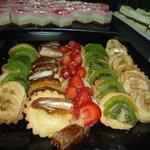 Desserts St Sylvestre