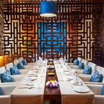 The Indus Private Dining Room