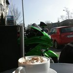 Lir Cafe, Killarney, Kerry.