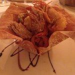Il gran fritto di mare.