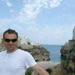 The Bay of Polignano a Mare