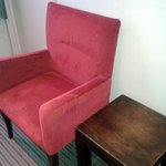 Stained furniture