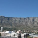 View of Table Mountain from Flatrock Suites
