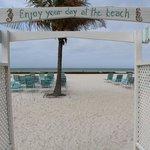 Cedar Cove Resort, direkte til stranden