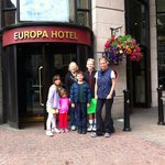 Excellent service at lovely historic landmark hotel.