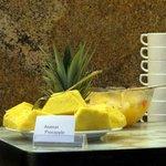 Ananas frais extra,,,,
