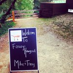 Foxey's Hangout - First stop on our Red Hill tour!