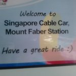 Singapore Cable Car...