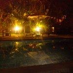 l'hôtel de nuit...