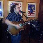 David Locklear at Blue Dog Cafe