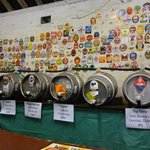 Real ale festivals held here also