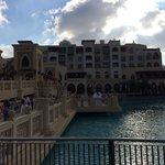 Souk al bahar & the dancing fountain