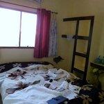 room 1.floor, 3beds