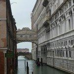 Venise... le Pont des Soupirs...