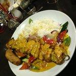 Great meal in horse man inn in castleblayney, co Monaghan
