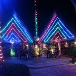 Beleuchtung zu Weihnacht