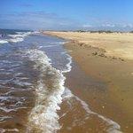 tres belle plage sauvage ( aucune installation )