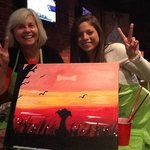 Great Paint Nite Instructor