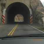 Tuneles camino a Chile