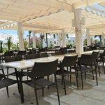 veranda ristorante principale