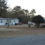 RV sites and Mobile Homes