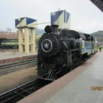 Steam train - Coonoor