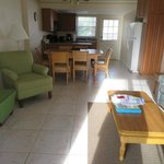 21A Living/dining areas