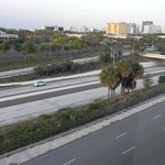 View of highway