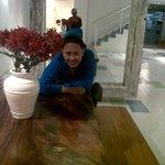 lobby belakang