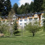 vista hotel Villa Huinid
