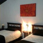 Cosy doble and triple rooms