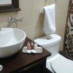 individual designed bathrooms