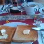 Desayuno - buffet