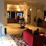 Lobby @ The Royal Horseguards