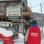 Duffy's in winter