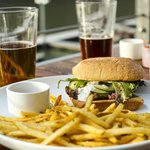 Beer, Burger, Bourbon Special